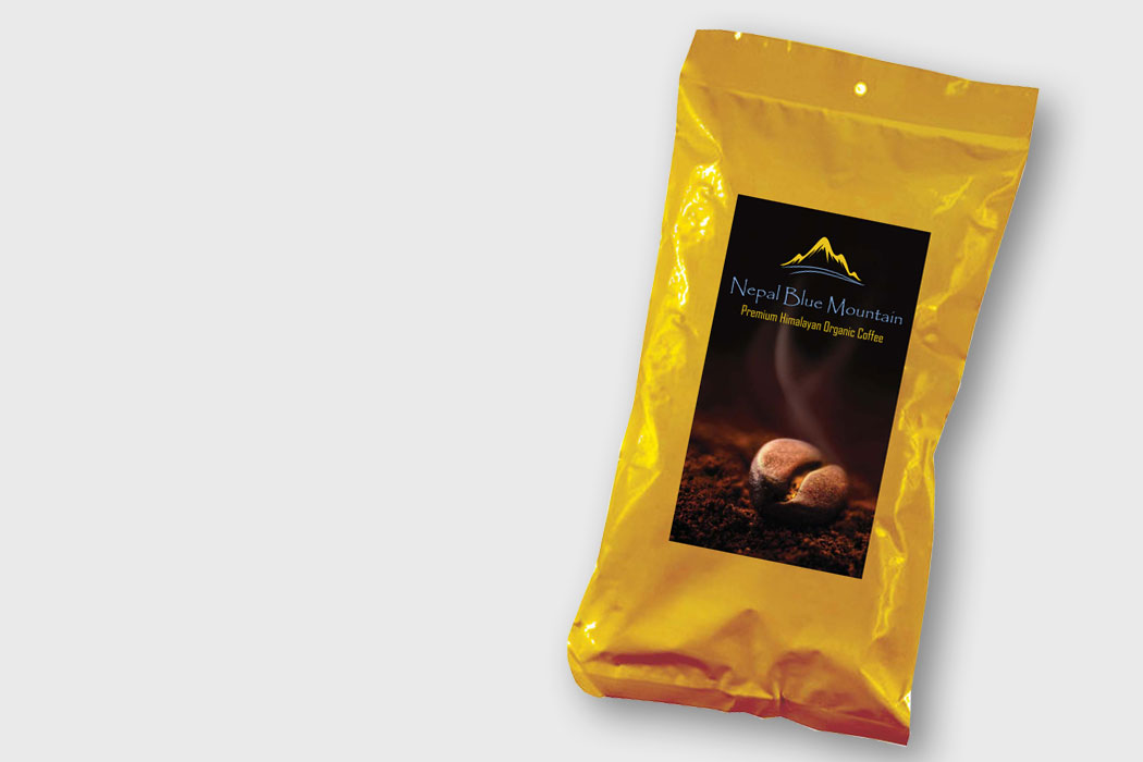 Online Shop für Fair Trade Blue Mountain Kaffee aus Nepal